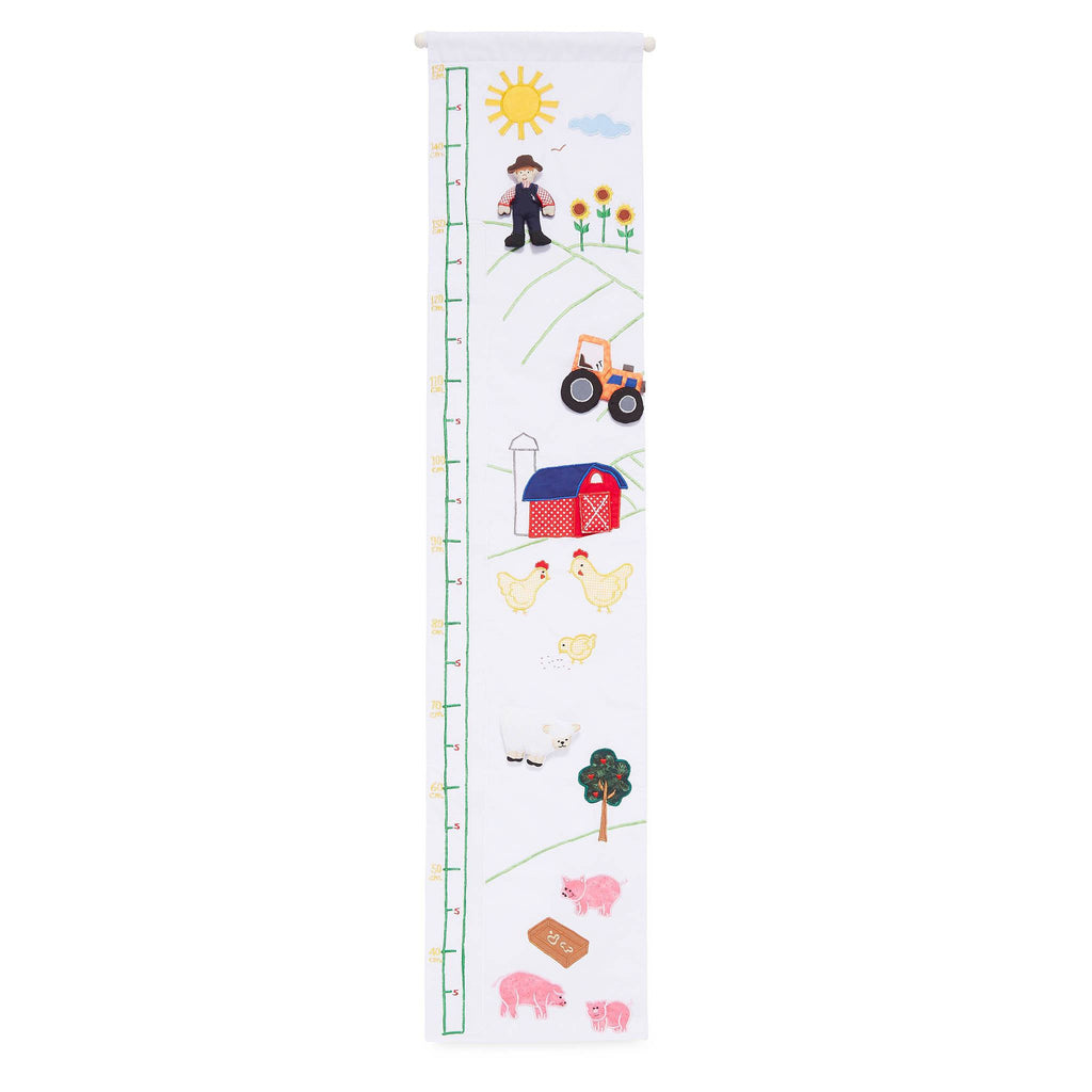 Oskar & Ellen Height Chart - Farm 2