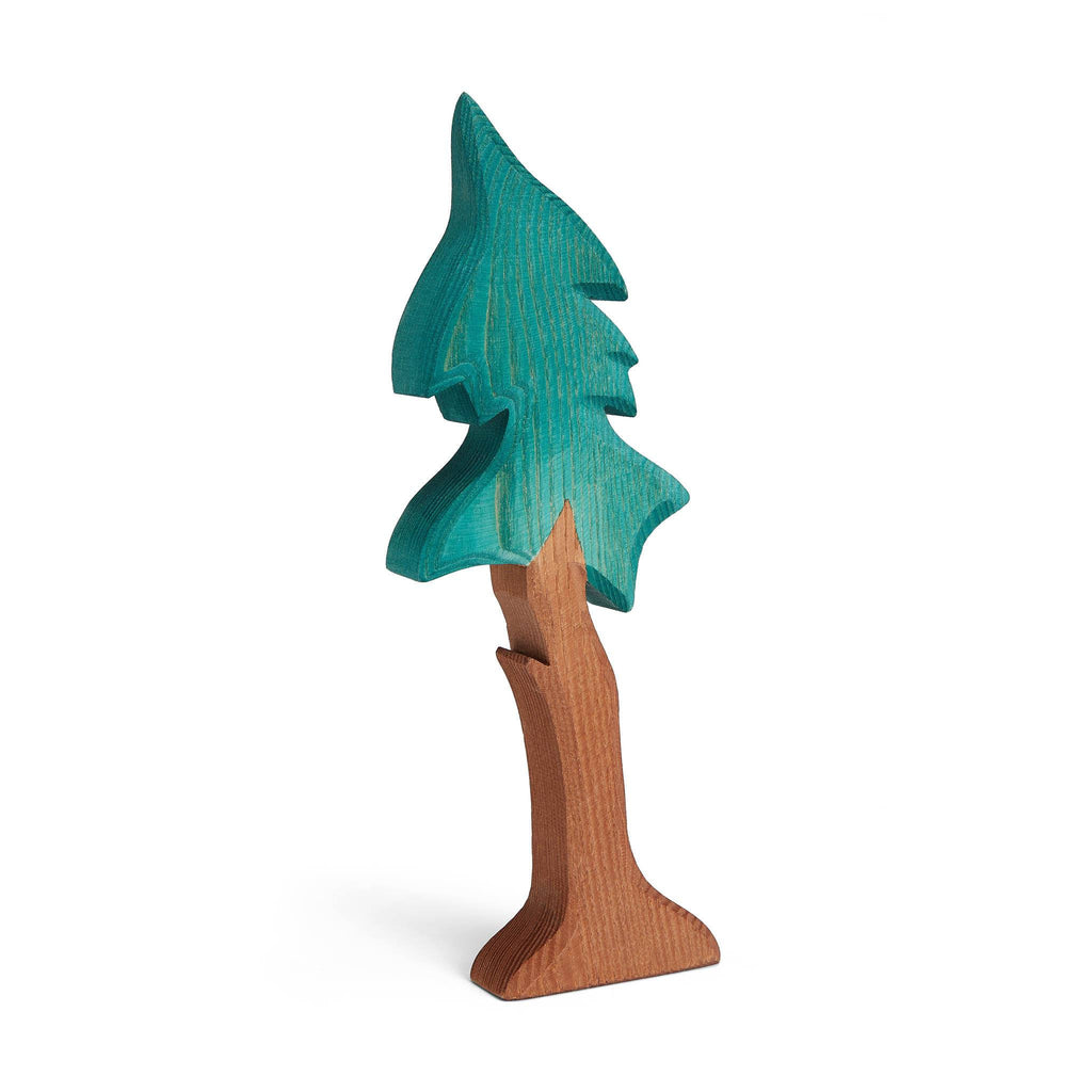 Ostheimer Spruce Christmas Tree Figure [with trunk]