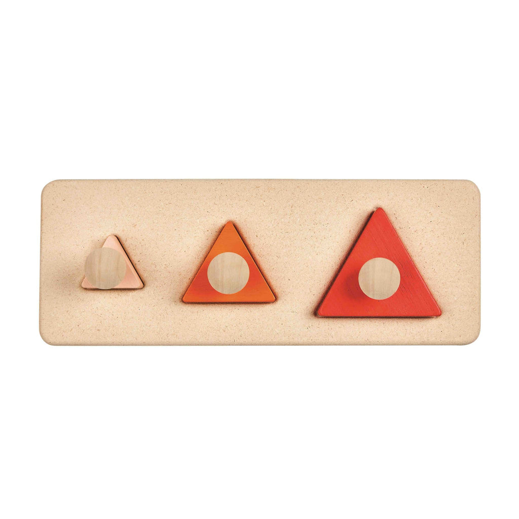 Plan Toys Matching Puzzles Triangle 2