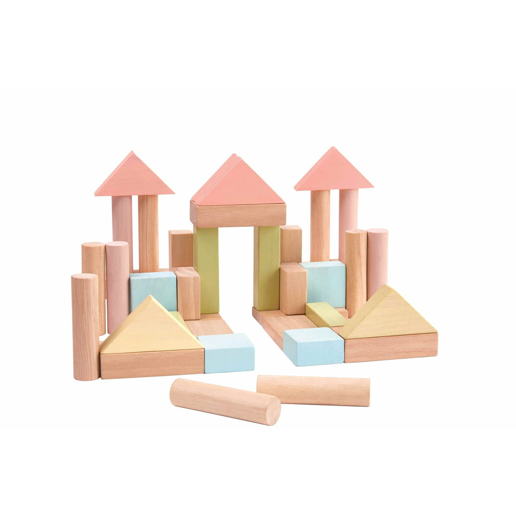 Plan Toys Pastel Blocks [40]