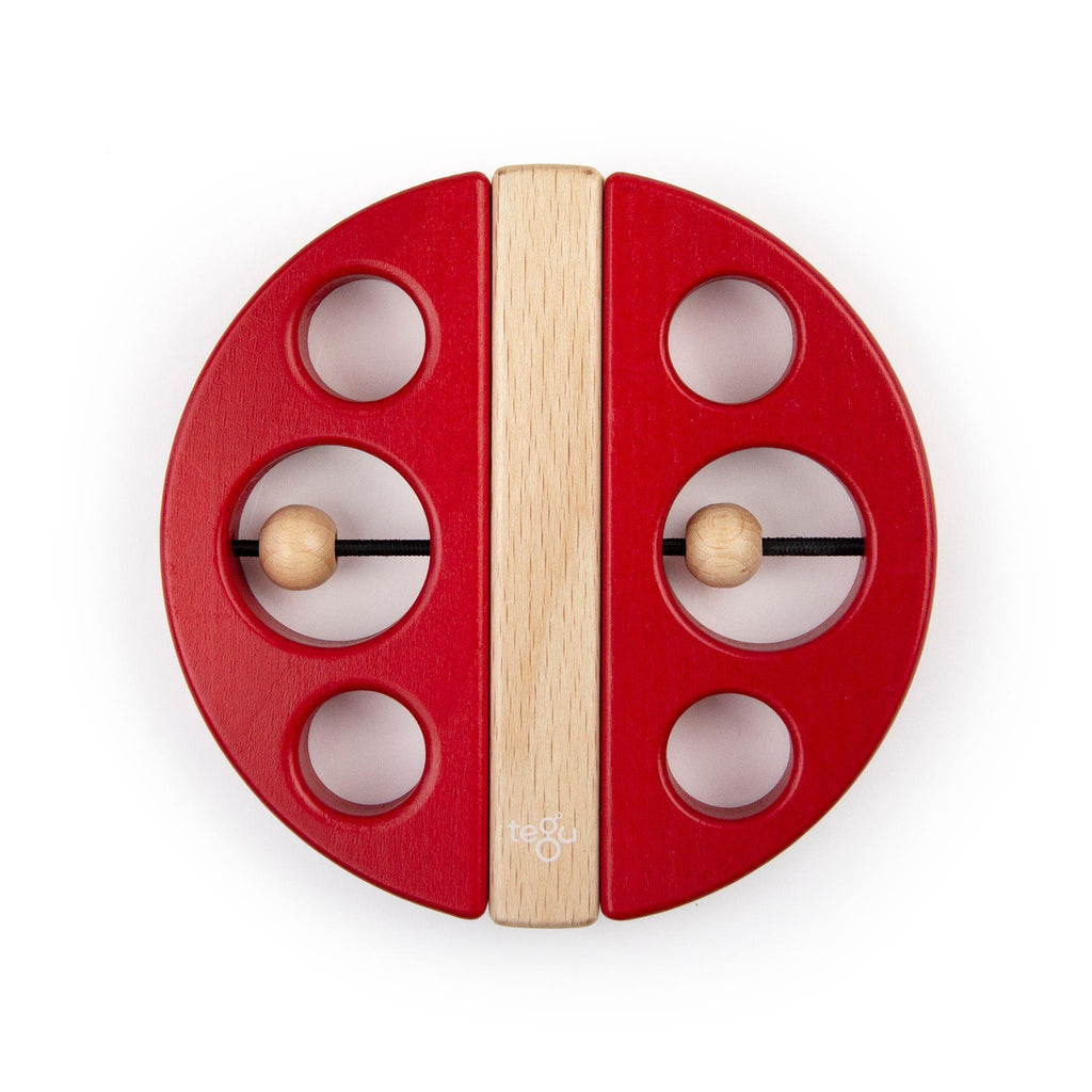 Tegu Swivel Bug Red 4