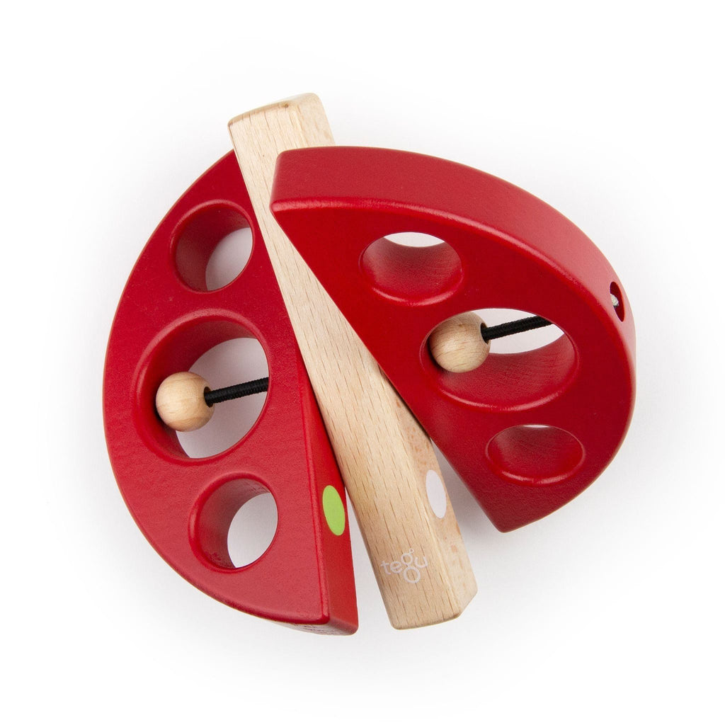 Tegu Swivel Bug Red
