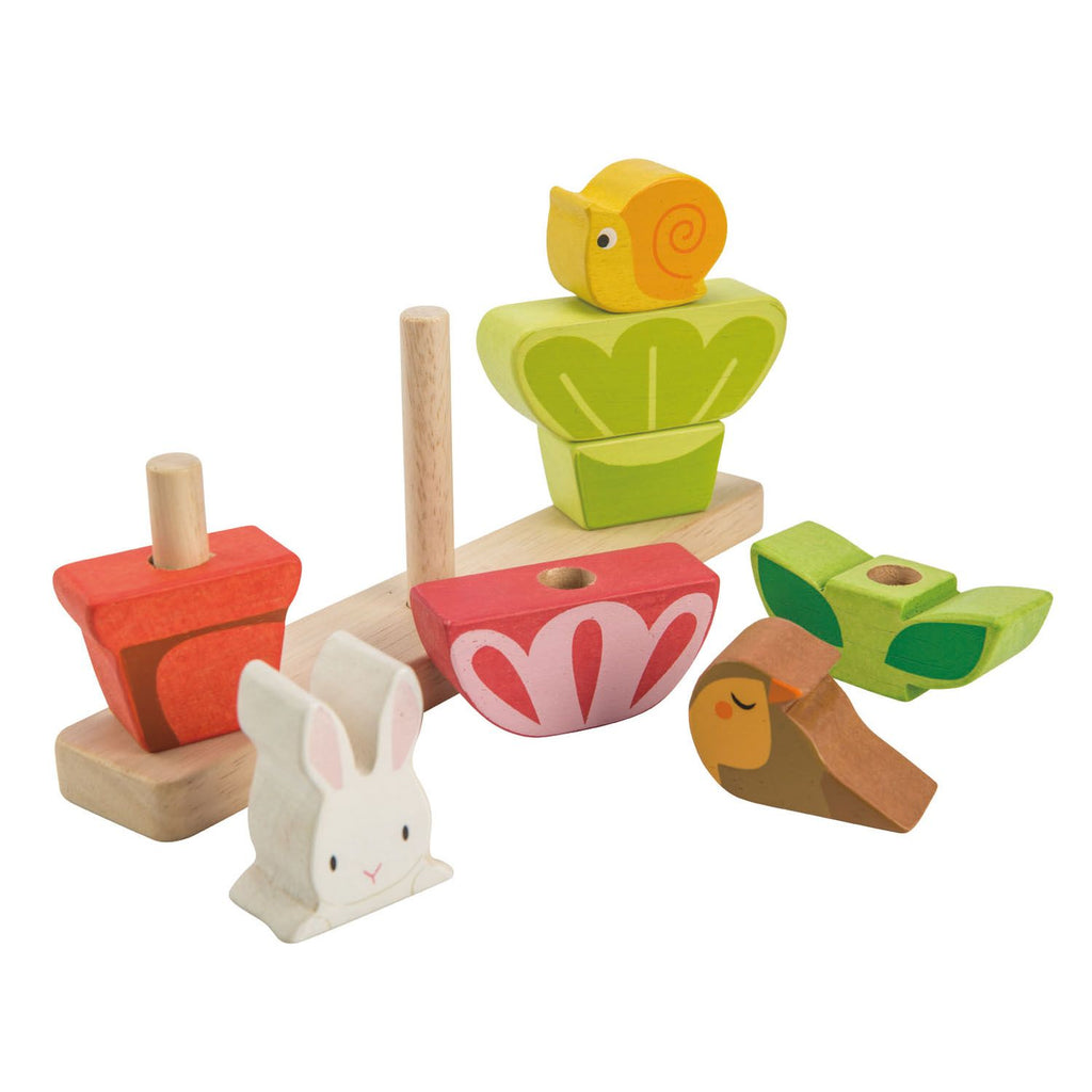 Tender Leaf Toys Garden Stacker