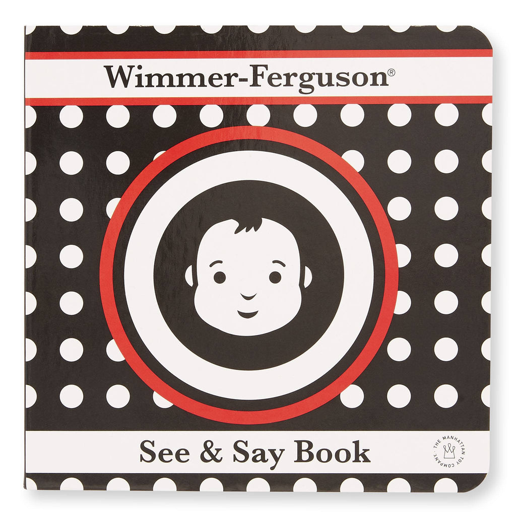 Manhattan Toy Company Wimmer Ferguson See And Say Book