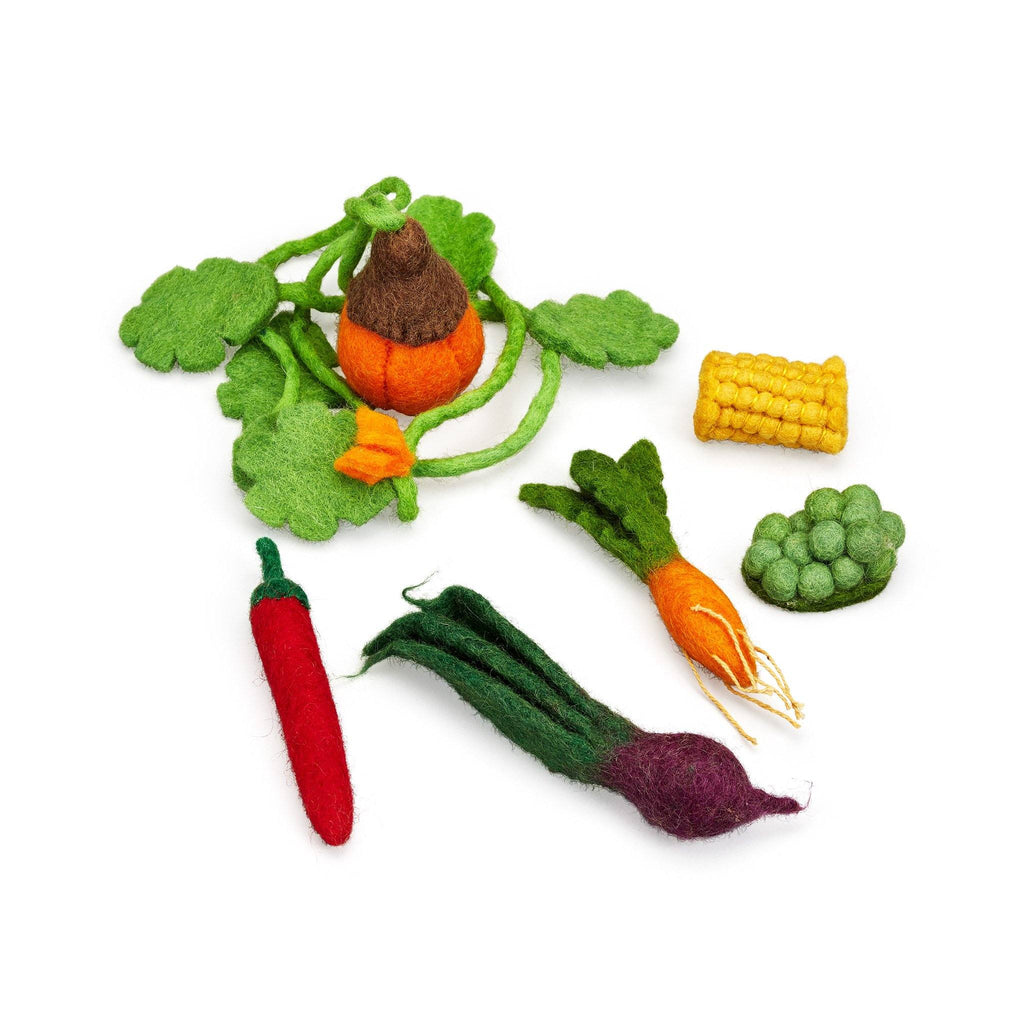 Papoose Mini Vegetable Set