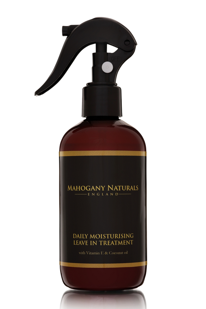 Daily moisturising leave in treatment, 250ml