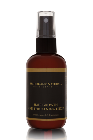 Hair growth and thickening elixir, 120ml