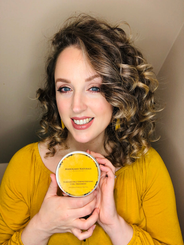 Marisascurls Strengthening Curl Treatment