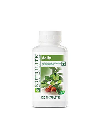 Amway Nutrilite Daily - 120 Tablets - NEIGHBOUR JOY