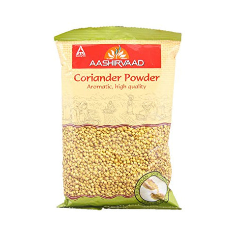 Aashirvaad Powder, Coriander, 100g Pouch - NEIGHBOUR JOY