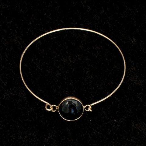 Bangle with Pretty Stone