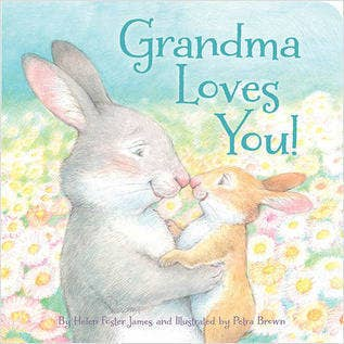 Sleeping Bear Press - Grandma Loves You Children Picture Book