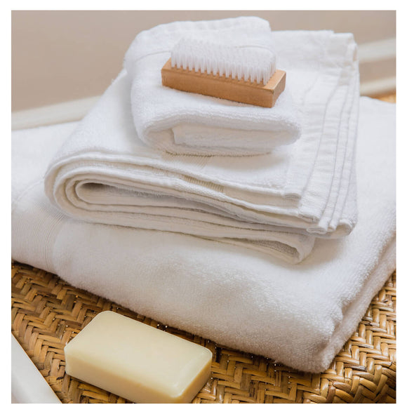 CB Station Luxury Towels