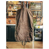 CB Station Waxed Canvas Garment Bags