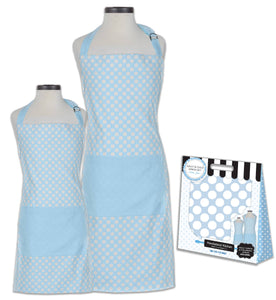 Handstand Kitchen - Polka Dot Apron Boxed Set