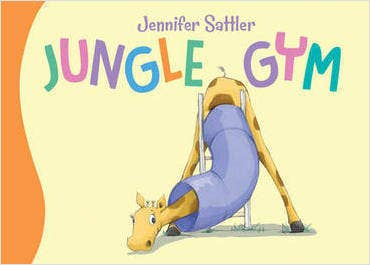 Sleeping Bear Press - Jungle Gym Toddler Board Book