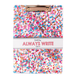 Packed Party - Confetti Clipboard