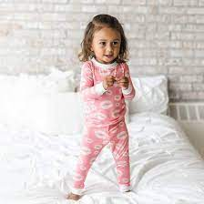 Little Sleepies Kiss 2 PC Pajama Set