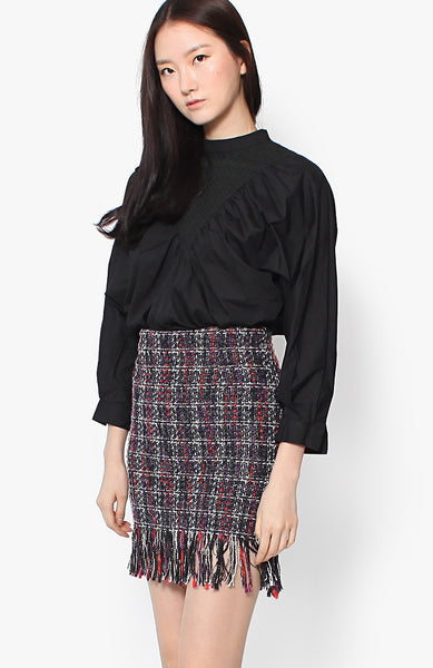 Analeigh Blouse - Black