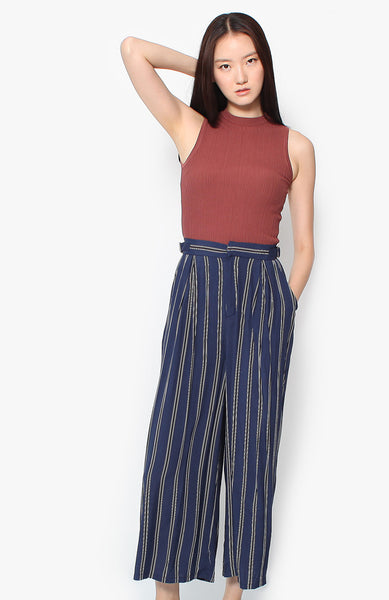 Willow Pants - Navy