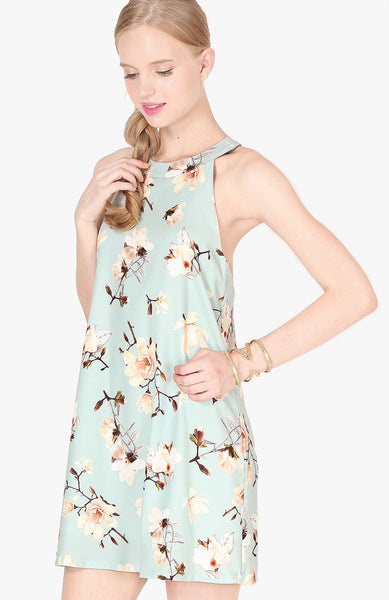 Freesia Dress - Teal