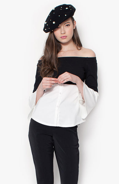Poetry in Motion Blouse
