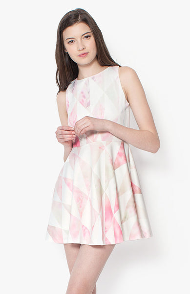 Just a Prism Dress - Pink