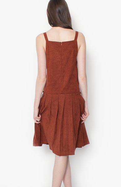 Kalea Dress - Ochre
