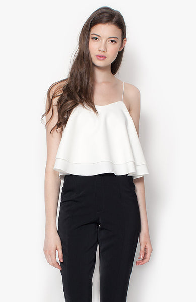 Schwing Schwing Top - White