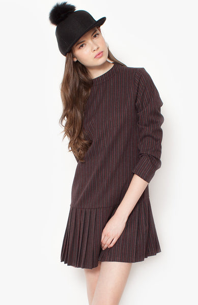 Maeve Stripe Dress