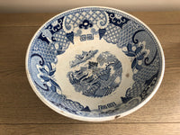 Early 19th c ship's bowl, Countess of Lonsdale