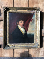 Early 19th century portrait of Captain John Lionel Smith