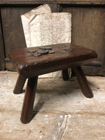 Early 19th century stool