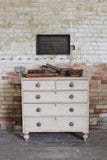 Mid 19th c 'Earl of Stamford' chest of drawers