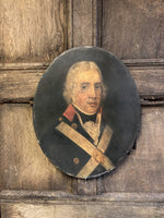 18th century portrait of James Dawes Stainbank c. 1797