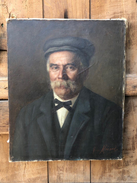 French school portrait of a gentleman