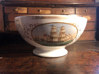 Reserved -The Admiral's punch bowl