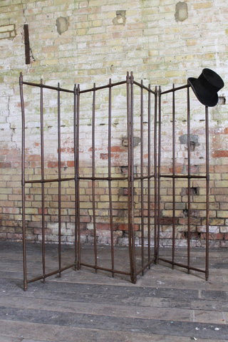 Early 20th century country house room divider or screen