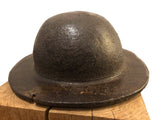 Early 19th c leather hat