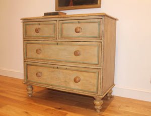 19th century chest of drawers
