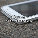 HTC One A9 Aluminum Alloy Bumper Case - Devilcase Philippines