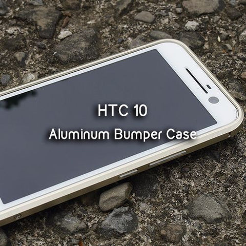 HTC 10 Aluminum Alloy Bumper Case - Devilcase Philippines