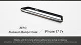 iPhone 7 | 7+ ZERO Aluminum Alloy Bumper Case - Devilcase Philippines