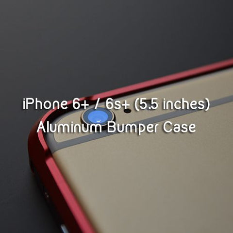 iPhone 6+ | 6S+ Type One Aluminum Alloy Bumper Case - Devilcase Philippines