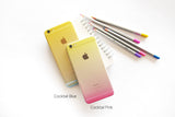 Gradient Colored Back Cover Skin for Iphone