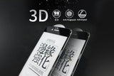 Apple Iphone 3D Double Tempered Full Glass Protector