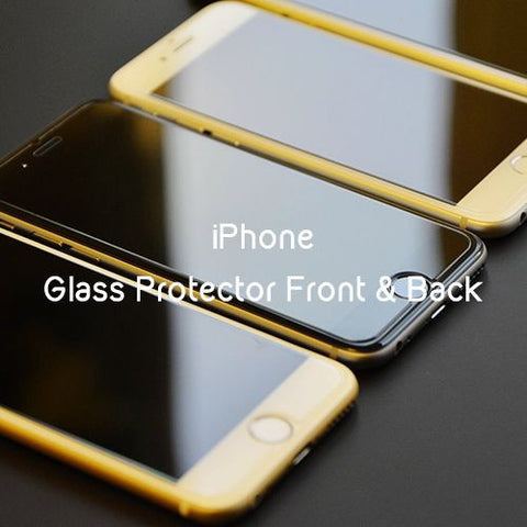 Apple iPhone Normal Glass Screen Protector - Devilcase Philippines