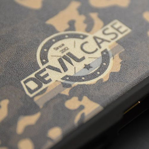 Camouflage Back Cover Skin for Xperia - Devilcase Philippines