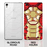 Armor Back Cover Skin for Xperia / Asus / Samsung / HTC - Devilcase Philippines