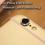 Aluminum Camera Lens Protector Ring for Iphone 6 | 6S | 6+ | 6S+